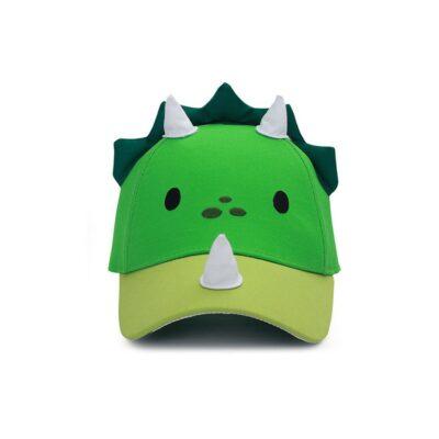 Καπέλο 3D Τζόκεϋ UPF 50+ – FlapJackKids Dino