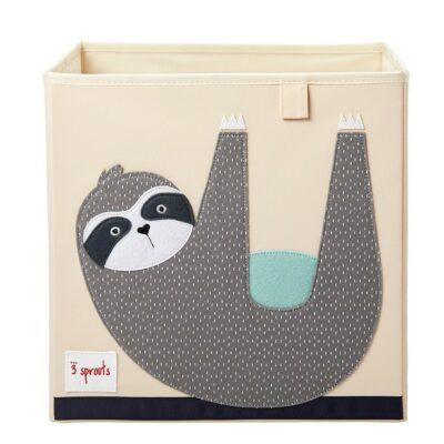 Κουτί Αποθήκευσης Παιχνιδιών - 3 sprouts Storage Box Sloth