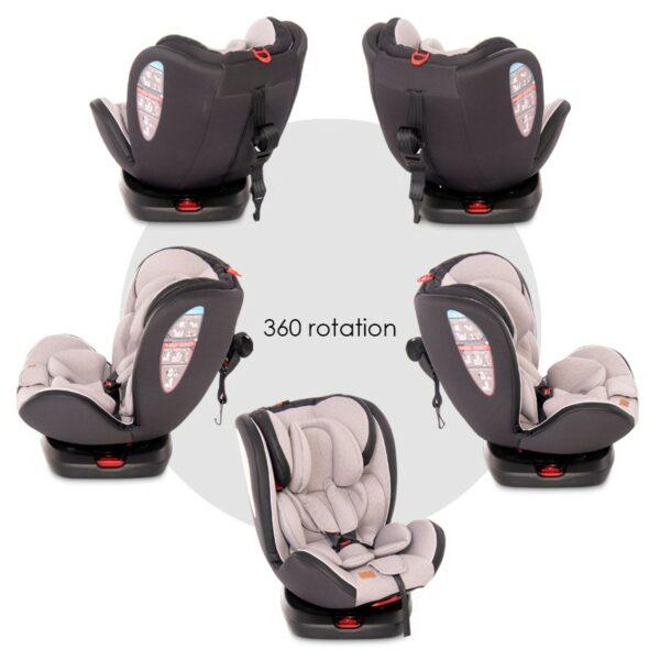 Κάθισμα Αυτοκινήτου - Lorelli Car Seat 360° NEBULA Isofix 0-36KG