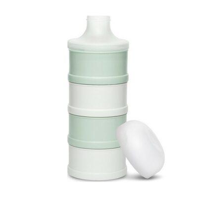 Δοσομετρητής Σκόνης Γάλακτος 4 Θέσεων Suavinex - Hygge Green