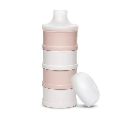 Δοσομετρητής Σκόνης Γάλακτος 4 Θέσεων Suavinex - Hygge Pink
