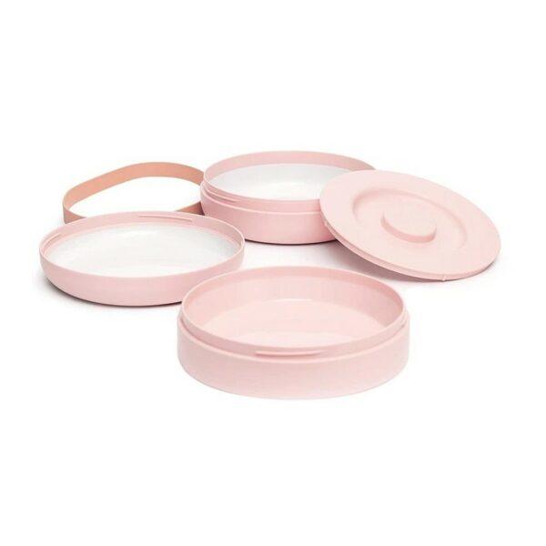 Suavinex - Πιάτα Φαγητού Hygge Pink