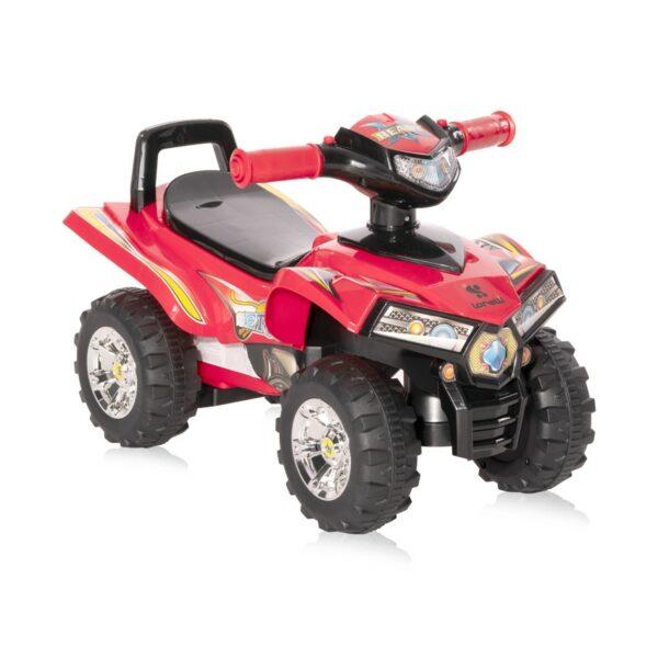 """Παιδική Ποδοκίνητη Γουρούνα - Lorelli Ride On Car """"ATV LORELLI"""" Red"""