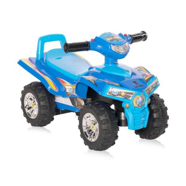 """Παιδική Ποδοκίνητη Γουρούνα - Lorelli Ride On Car """"ATV LORELLI"""" Blue"""