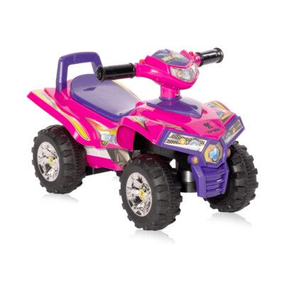 """Παιδική Ποδοκίνητη Γουρούνα - Lorelli Ride On Car """"ATV LORELLI"""" Pink"""