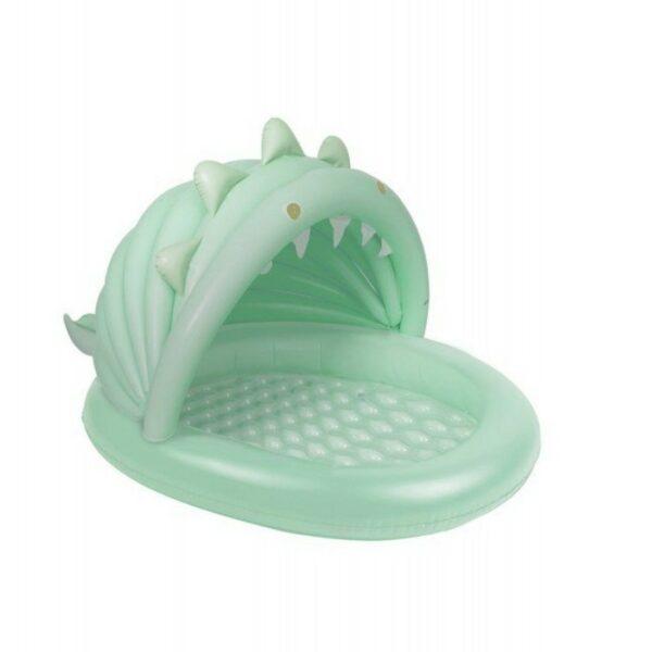 Παιδική Φουσκωτή Πισίνα - SunnyLife Dino Ice Mint