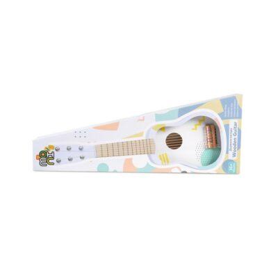 Ξύλινη Κιθάρα - MONI Wooden guitar 3601