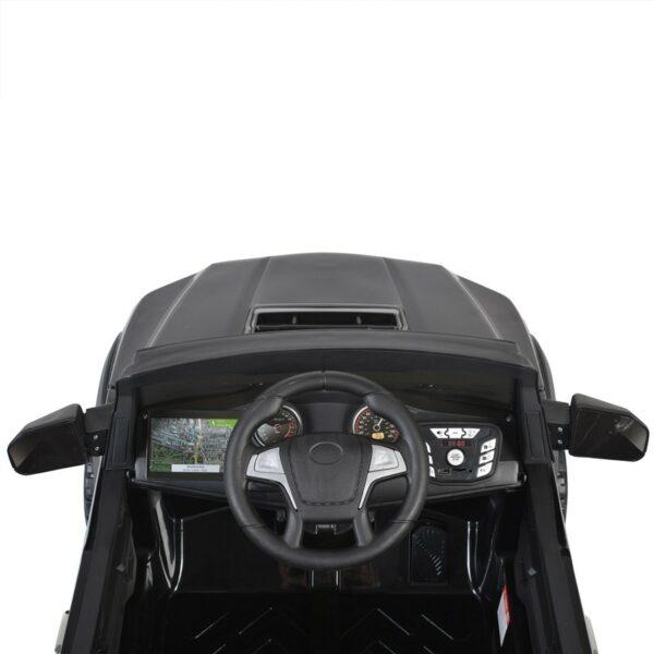 Ηλεκτροκίνητο SUV 12V – MONI BO Viking black JC003