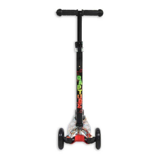 Πατίνι Scooter με Φωτιζόμενες Ρόδες - BYOX Rapture Turquoise