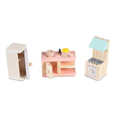 Ξύλινα Έπιπλα Κουζίνας - MONI Toys 4013