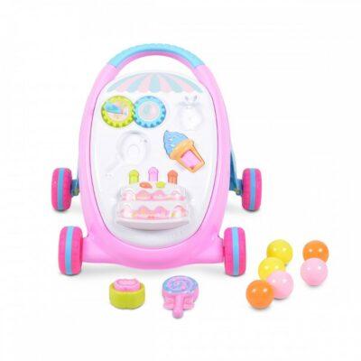 Περπατούρα – Παιχνίδι δραστηριοτήτων 2 σε 1 – MONI Toys Cake 8779