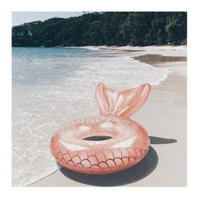 Φουσκωτή Σαμπρέλα Θαλασσης - SunnyLife Mermaid