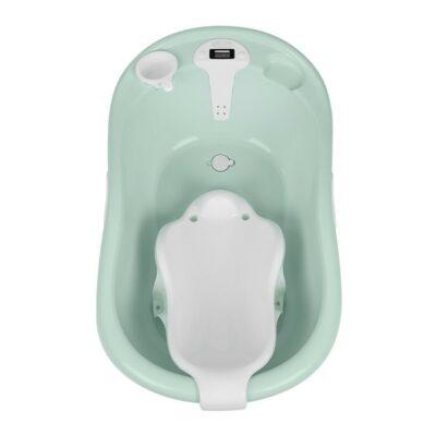 Βρεφική μπανιέρα ψηφιακό Θερμόμετρο – Kikka Boo Lavera Mint