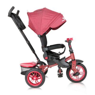 Τρίκυκλο Ποδηλατάκι - Lorelli Tricycle SPEEDY Red&Black