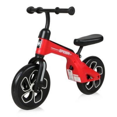 Ποδήλατο Ισορροπίας - Lorelli SPIDER Red