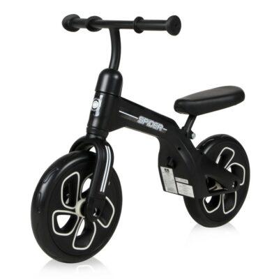 Ποδήλατο Ισορροπίας – Lorelli SPIDER Black