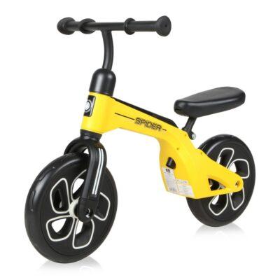 Ποδήλατο Ισορροπίας – Lorelli SPIDER Yellow