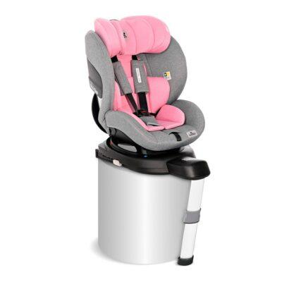 Κάθισμα Αυτοκινήτου – Lorelli PROXIMA i-Size ISOFIX 0-25kg Pink & Grey