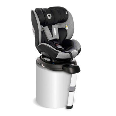 Κάθισμα Αυτοκινήτου – Lorelli PROXIMA i-Size ISOFIX 0-25kg Grey & Black