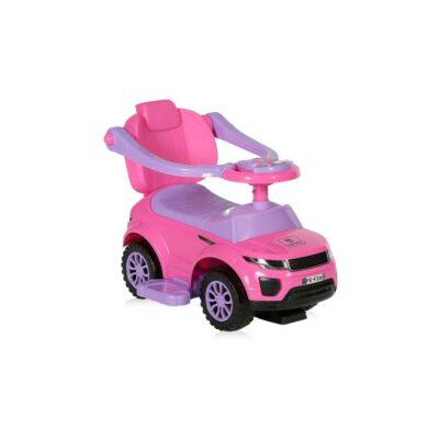 Ποδοκίνητο Αυτοκινητάκι με Λαβή Γονέα- Lorelli OFF ROAD Pink