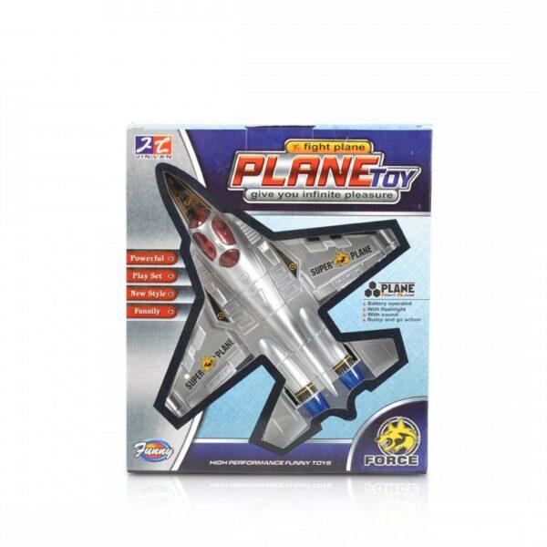 Παιδικό Παιχνίδι Μοντέλο Αεροπλάνου - MONI BO Airplane