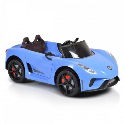 Ηλεκτροκίνητο Αυτοκίνητο – ΜΟΝΙ Toys BO Car Famous Blue