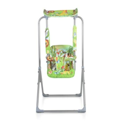 Κούνια Κήπου - Moni Toys Funny Green 2020