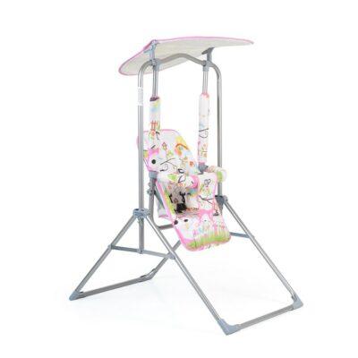 Κούνια Κήπου - Moni Toys Funny Pink 2020