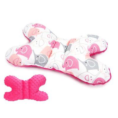 Μαξιλάρι Αυχένα - Babycute Pink