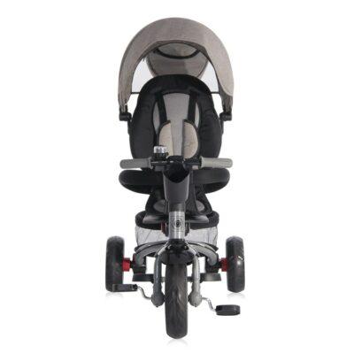 Τρίκυκλο Ποδήλατο Μετατρεπόμενο σε Ισορροπίας - Lorelli ROCKET Grey