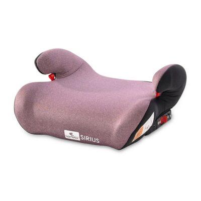 Κάθισμα Αυτοκινήτου - Lorelli SIRIUS 22-36kg ISOFIX Pink