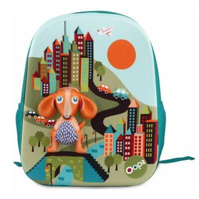 Σχολική Τσάντα πλάτης - Oops Backpack Happy City