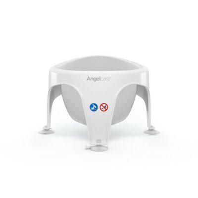 Βρεφικό Kάθισμα Μπάνιου - AngelCare Light Grey