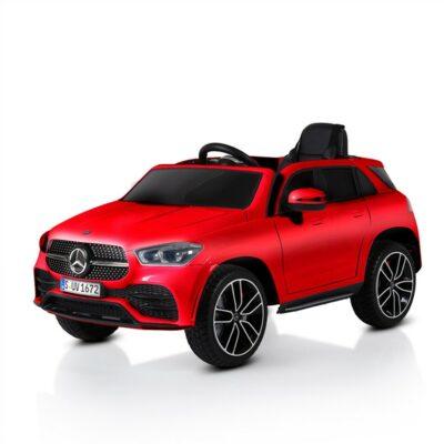 Ηλεκτροκίνητο SUV 12V – MONI Licensed Mercedes AMG GLE450 red