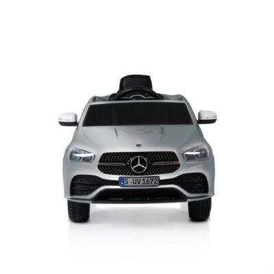 Ηλεκτροκίνητο SUV 12V – MONI Licensed Mercedes AMG GLE450 silver