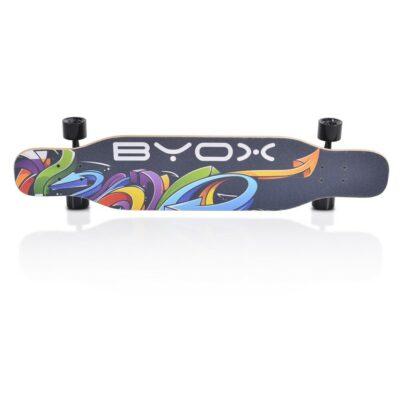 """Τροχοσανίδα – BYOX Longboard 42"""" Dancing Style"""
