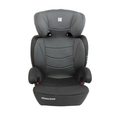 Κάθισμα Αυτοκινήτου – Kikka Boo 2-3 (15-36 kg) Amaro ISOFIX Dark Grey