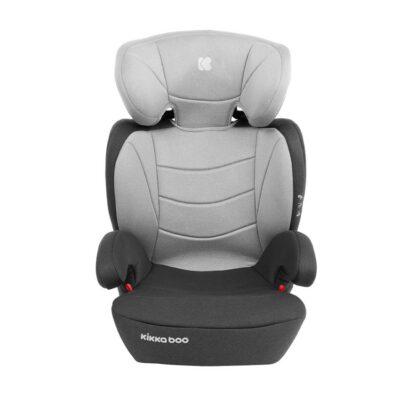 Κάθισμα Αυτοκινήτου – Kikka Boo 2-3 (15-36 kg) Amaro ISOFIX Light Grey
