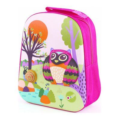 Σχολική Τσάντα πλάτης - Oops Backpack Happy Forest