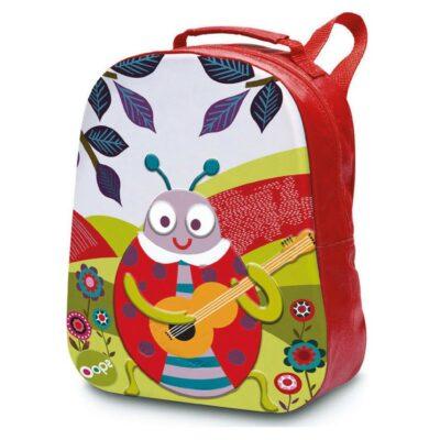 Σχολική Τσάντα πλάτης - Oops Backpack Happy Ladybug