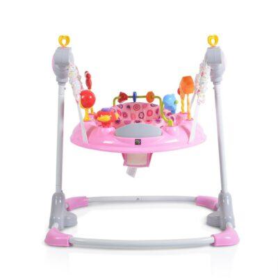 Τραμπολίνο-Παιχνίδι στήριξης - MONI Jumper Vista Pink