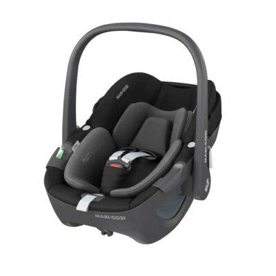 Κάθισμα Αυτοκινήτου - Maxi Cosi Pebble 360° 0-13kg Authentic Black