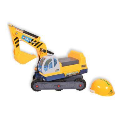 Ποδοκίνητο Εκσκαφέας - MONI Toys Excavator 138