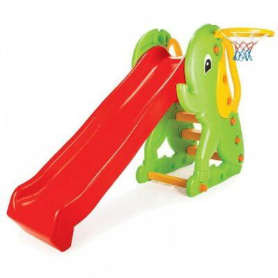 Παιδική Τσουλήθρα με Μπασκέτα - Pilsan Elephant Slide 06160