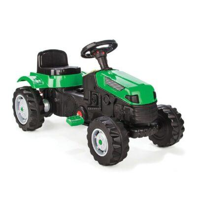 Παιδικό Τρακτέρ Με Πεντάλ - Pilsan Tractor Active green