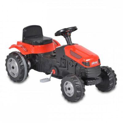 Παιδικό Τρακτέρ Με Πεντάλ – Pilsan 07314 Tractor Active red