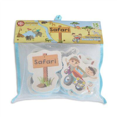 Παιχνίδι Μπάνιου Puzzle - Sunta Safari 1319S