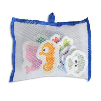 Παιχνίδι Μπάνιου Puzzle 15τμχ - Sunta Sea Animals 1328S