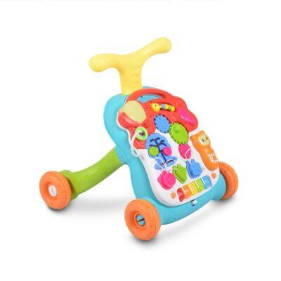 Μουσική Περπατούρα - Τραπεζάκι Δραστηριοτήτων - MONI Toys Music N5218