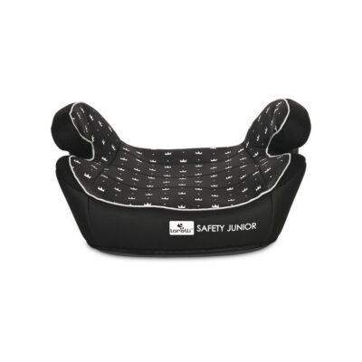 Καθισματάκι Αυτοκινήτου/Booster - Lorelli SAFETY JUNIOR 15-36kg Black CROWNS